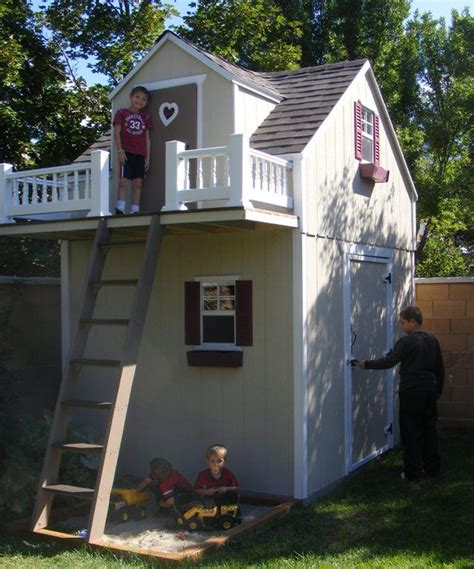 playhouse garden shed 17 best images about shed playhouse on