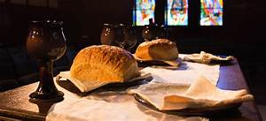 Baptism and the Lord's Supper - First Presbyterian