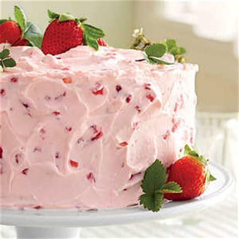 strawberry frosting recipe myrecipes