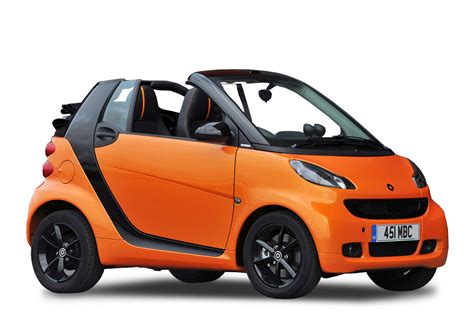 Smart ForTwo Cabriolet convertible (2007-2014) review ...