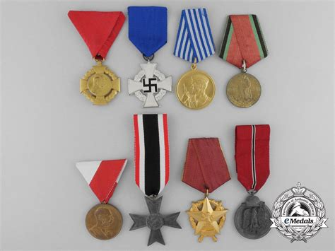 awards and decorations regulation eight european medals awards and decorations