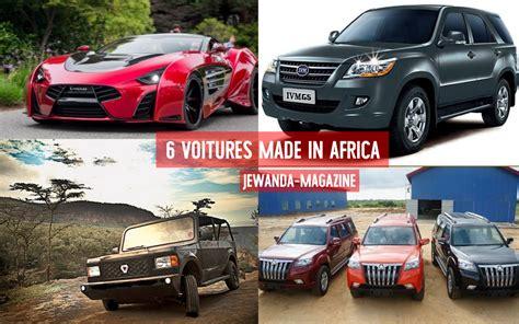 cuisine des femmes l afrique construit ses propres vehicules voici les 6 voitures made in africa afrikhepri