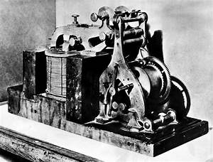 The First Electrical Telegraph Photograph By Everett