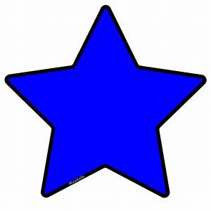 Free Blue Star, Download Free Clip Art, Free Clip Art on ...