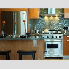 8 Small Kitchen Design Ideas To Try  Hgtv