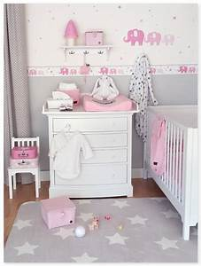 Tapete Babyzimmer Mädchen : elefanten girls rosa grau dinki balloon girls nursery pinterest babyzimmer kinderzimmer ~ Frokenaadalensverden.com Haus und Dekorationen