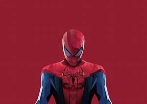 Superhero, Spiderman, Cartoon