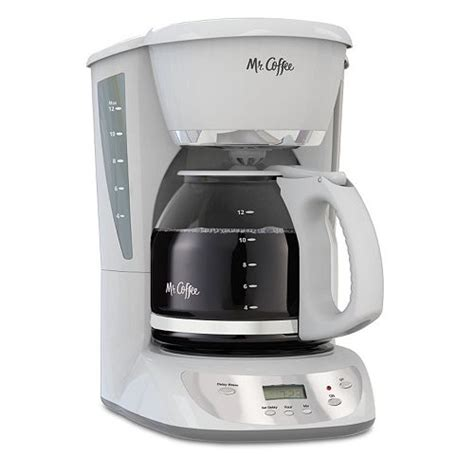 Kohl's Black Friday Now: Mr. Coffee 12 Cup Programmable Coffee Maker $11.24 *Expired*   The