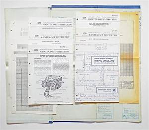 Collection Of Locomotive Schematic Wiring Diagrams  Maintenance Manuals And Blue Prints Canadian