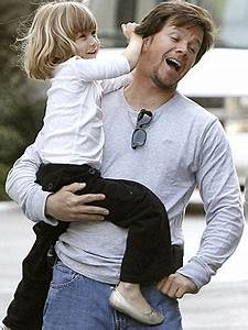 Mark and Ella Wahlberg Share a Smile – Moms & Babies ...