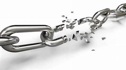 Chain Breaking Definition Kette Break Catena Rottura