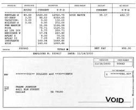 exle pay stub for students pay stub template simple imagine basic paystub excel