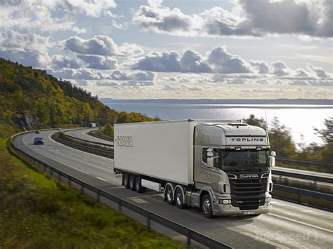 Road Truck by Scania V8 Truck Range Picture 361869 Truck Review