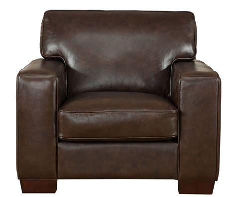 leather chair kimberlly top grain brown leather chair