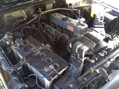 Daihatsu Rocky Engine by Belang 1993 Daihatsu Rocky Specs Photos Modification