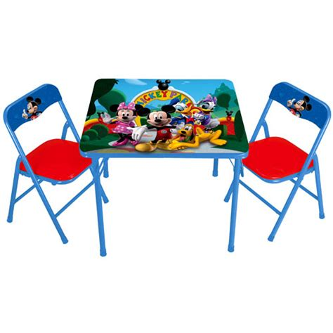 mickey mouse activity table disney mickey mouse clubhouse activity table and chairs