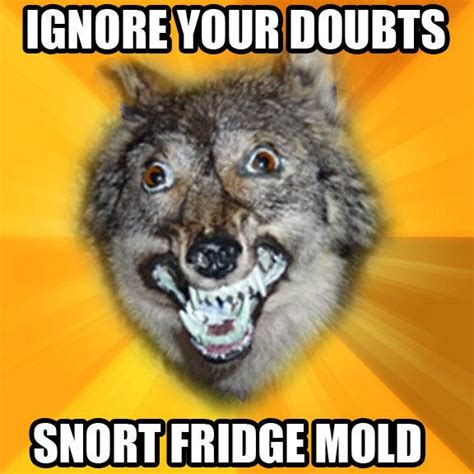 Funny Wolf Memes - courage wolf meme google search funny pinterest wolf meme moon moon and meme