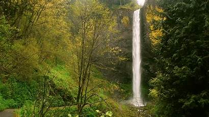 Nature Naturaleza Movimiento Paisajes Gifs Cascada Natural