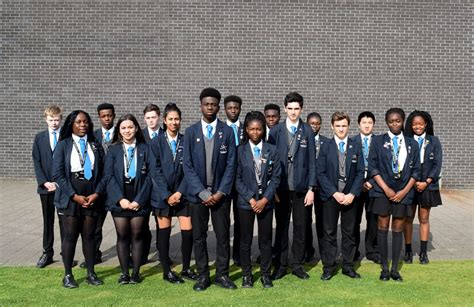 Announcing Our New Prefect Team For 2017/18