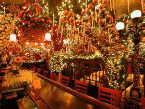 rolf s bar restaurant holiday decor restaurants holidays pinterest restaurant