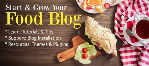 food blogging  guide   start  food blog