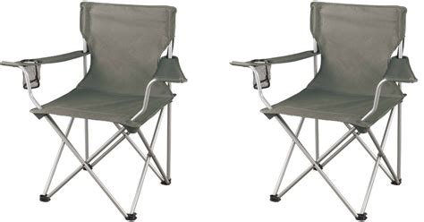Ozark Trail Cing Chairs With Footrest by Walmart Two Ozark Trail Folding Chairs Only 7 Just 3