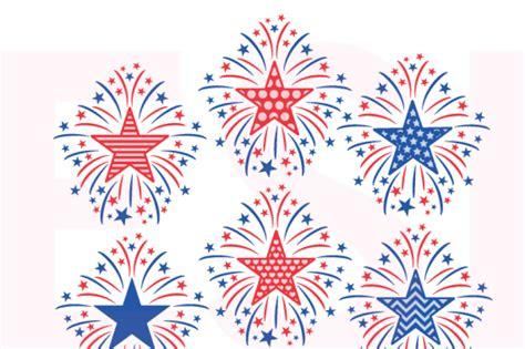 Fourth of july psd celebration pack. FREE SVG Stencil Cut Files