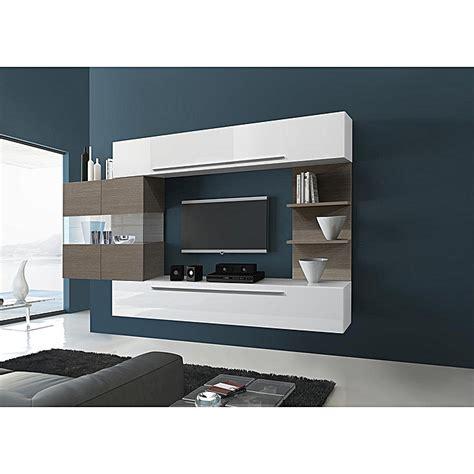 roman design white tv stand set  safari led wood