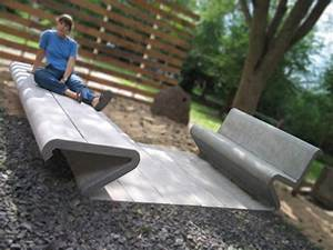 Woodwork Concrete Bench Design PDF Plans