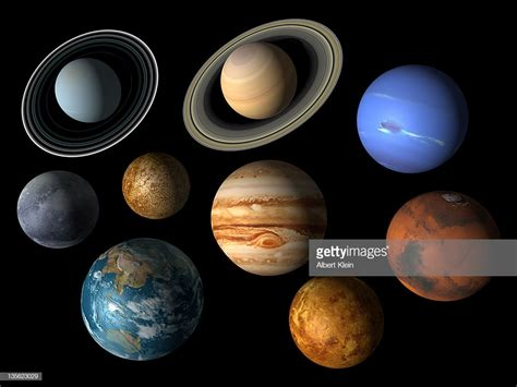 Planets Of The Solar System Stock Photo | Getty Images