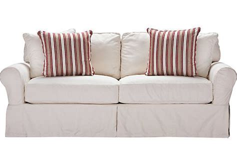 white denim sofa shop for a home beachside white denim sofa