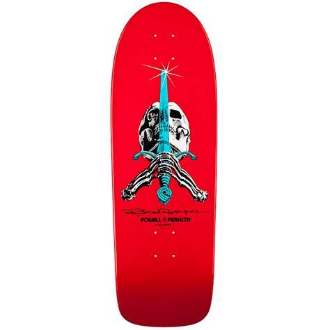 Sale Skate Decks by Powell Peralta Ray Rodriguez Skull Amp Sword Skateboard Deck