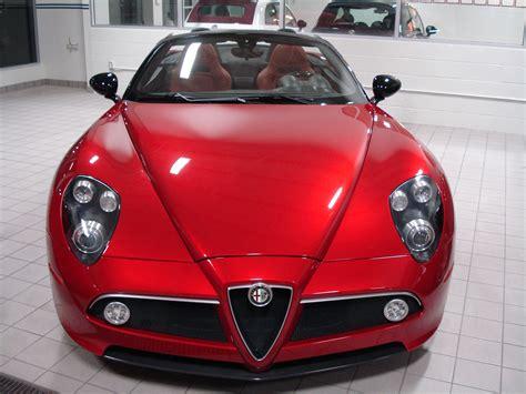 Alfa Red Vs Rosso Vs Competizione Pics In Broad Daylight