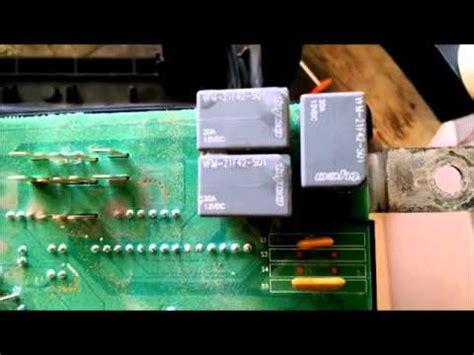 Dodge Ram Fuse Box Trailer Light Relay Repair Youtube