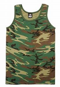 Camouflage linne herr