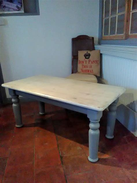 It's been in the garage for over a year, and i am. Chunky pine coffee table refurbished | in Beccles, Suffolk | Gumtree