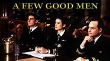 A Few Good Men   Movie fanart   fanart.tv
