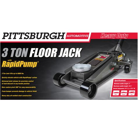 3 ton floor harbor freight 3 ton steel heavy duty floor with rapid 174
