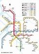대만 타이베이 지하철(MRT) 노선도 큰사이즈 PDF. :: TAKEONE