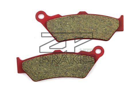 Brake Pads Ceramic Composite Fit For Honda 650 Slr 1997