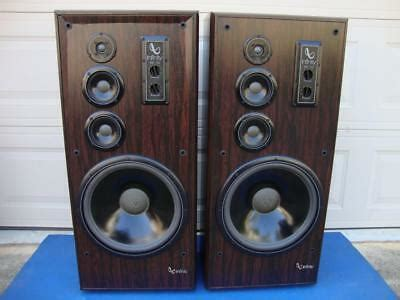 awesome infinity sm    floor speaker  woofers