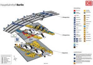 Berlin Hbf Plan Berliner-Hbf de