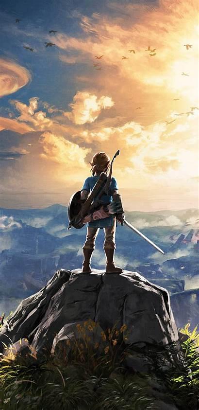 Zelda 4k Legend Breath Wild Wallpapers Nintendo