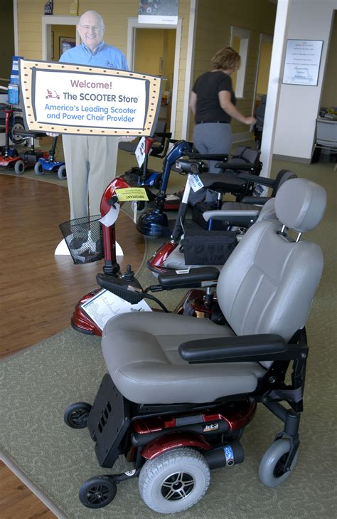 the scooter store power wheelchair company raided in