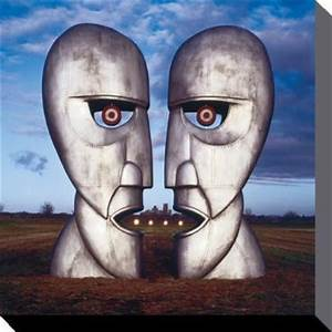 Pink Floyd (Division Bell) - canvas prints - PyramidShop.com