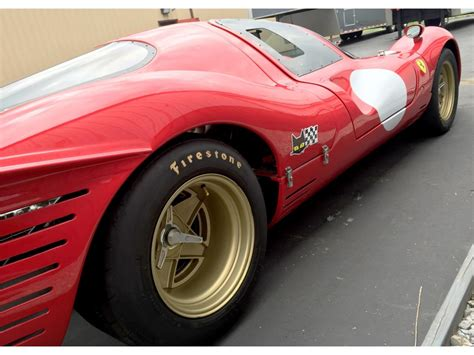 However, three months later guy found another interesting project listed for sale online — a ferrari 330 p4 replica. 1967 Ferrari 330 P4 for Sale | ClassicCars.com | CC-1060406