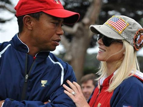 Tiger Woods, in a Hole, Wants to Win Back Ex-Wife Elin ...