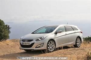 Hyundai I40 Sw : essai hyundai i40 sw 1 7 cdri 136 bva6 bilan galerie photos actu automobile ~ Medecine-chirurgie-esthetiques.com Avis de Voitures