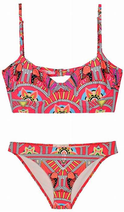 Mara Hoffman Bikini Bikinis Underwire Swimwear Bonadrag