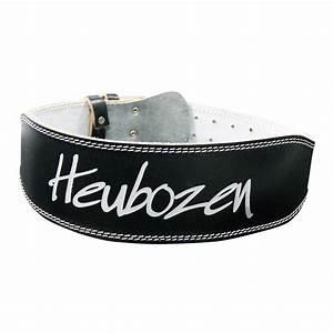 Ceinture Musculation Avis : heubozen ceinture cuir boucle accessoires musculation ~ Maxctalentgroup.com Avis de Voitures